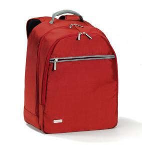 """Busquets batoh na notebook, 17.3"""", červený"""