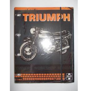 K-7244 Karisblok A4 s gumičkou-Triumph