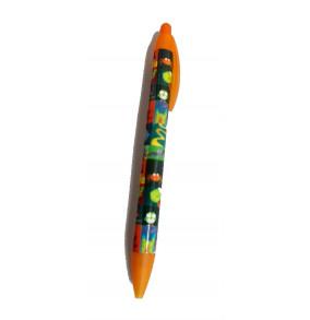 Busquets gulôčkové pero Halloween