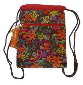 Busquets vrecko na prezúvky kvety