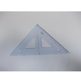 K-428 Pravítko trojuholník s ryskou