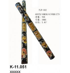 K - 11.051 Ceruzka trojhranná, hrubá
