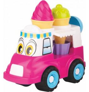 Auto Happy zmrzlinové nákladné 26cm