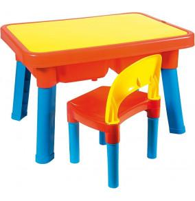 K-4452 Stôl stolička- 8901-0000