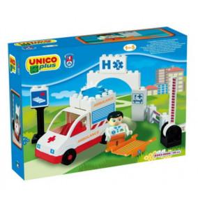 K-2704 Unico skladačky-Ambulancia- 8543-0000