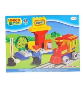 K-2704 Unico skladačky-VlaK-8547-0000