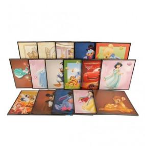 K-12.491 Disney obraz 33x33cm