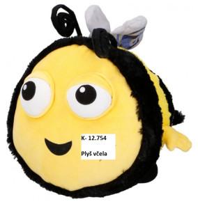 K-12.754 Plyš včela lopta