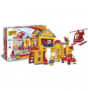 K-2709 Unico -Požiarna stanica- 8558-0002