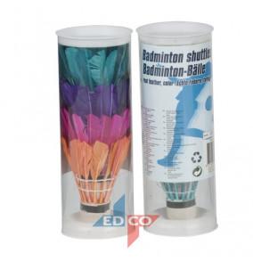 K-12.218 Badmintonové košíky farebné-4ks