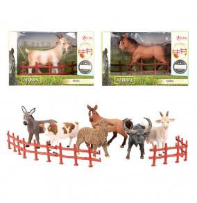 K-19.101 Zvieratko krabička farma