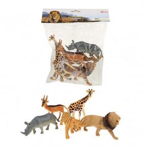K-19.203 Zvieratká divoké