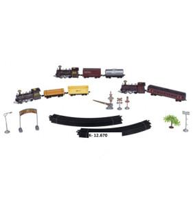 K-12.670 Vlaková sada na baterky