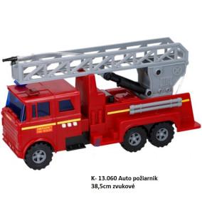 K-13.060 Auto požiarnik 38,5cm zvukové