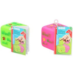 Gumenná hračka pre psa-kocka