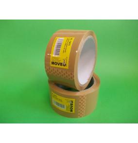 K-1411 Lepiaca páska 50x50cm 45micrónová hnedá