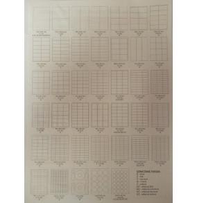 K-394 Etikety hárok 105x148,5mm