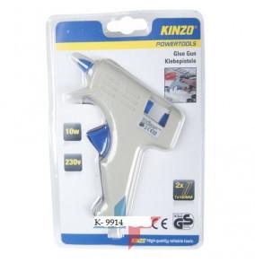 K-9914 Elektrická pištol na lepidlo 10W, 230V